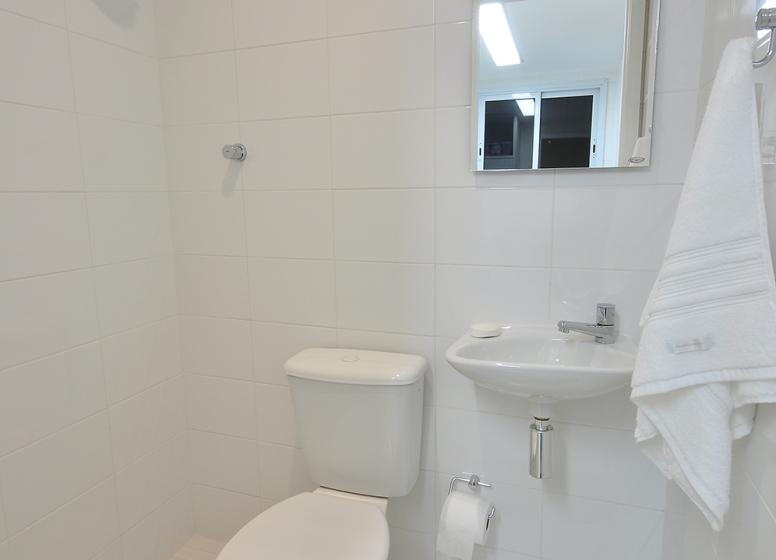 Banheiro da Área de Serviço