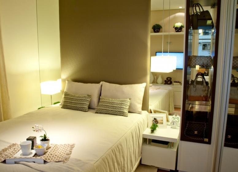 Clássico - Dormitório 1 (Gisele Bento Gonçalves)