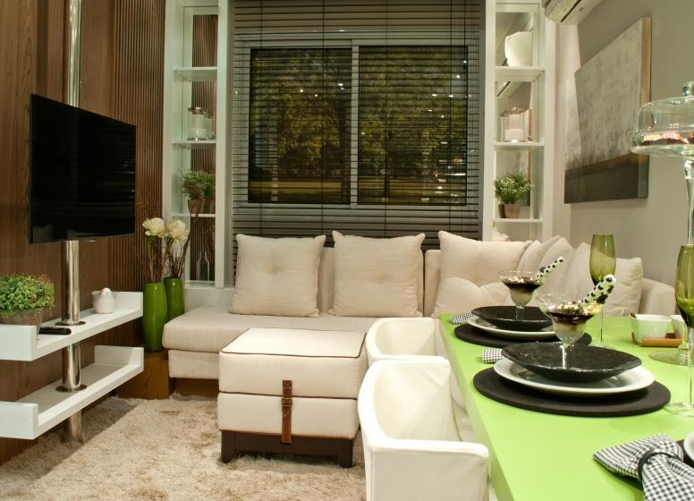 Urbano - Living (Lia Carbonari) - Inspire Barueri Verde / Flores