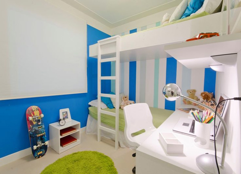 Dormitório - Certto Aquarela - Tons da Manhã