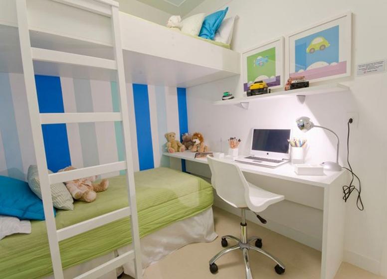Dormitório - Certto Aquarela - Tons da Noite