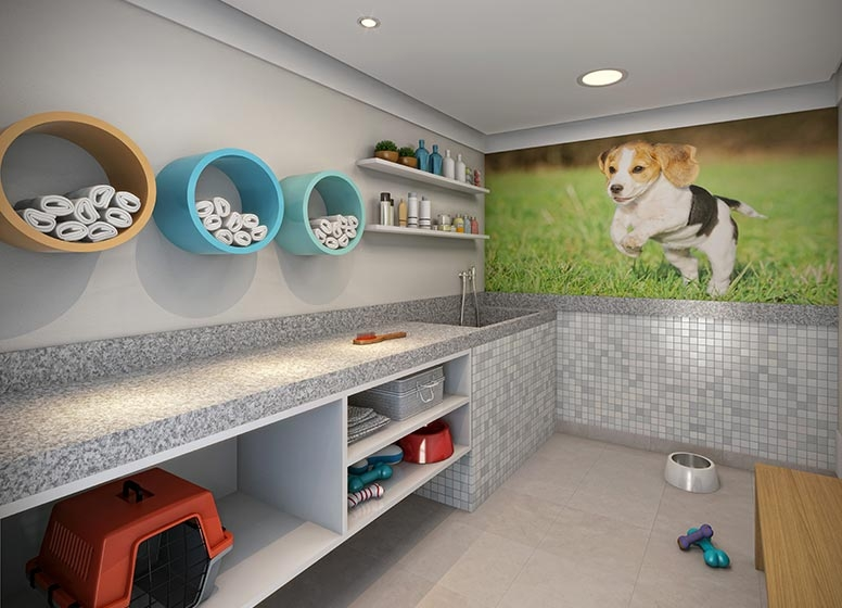 Pet Care - perspectiva ilustrada - Fatto Family Club