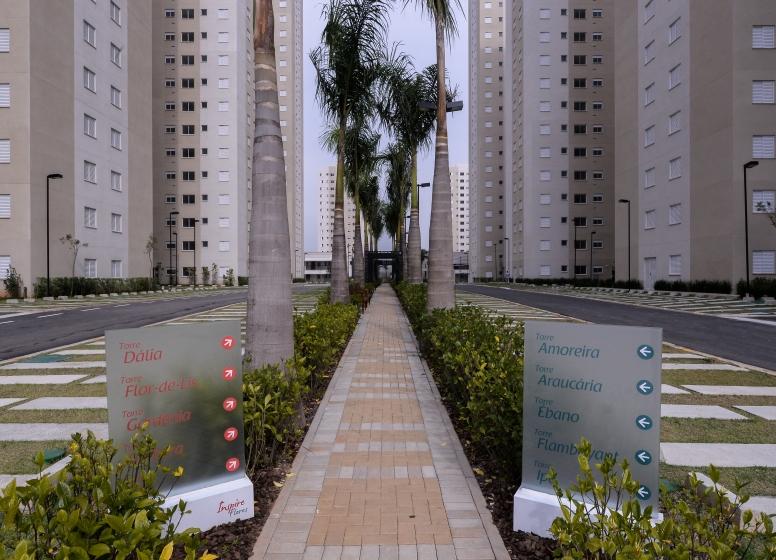 Boulevard - Inspire Barueri Verde / Flores