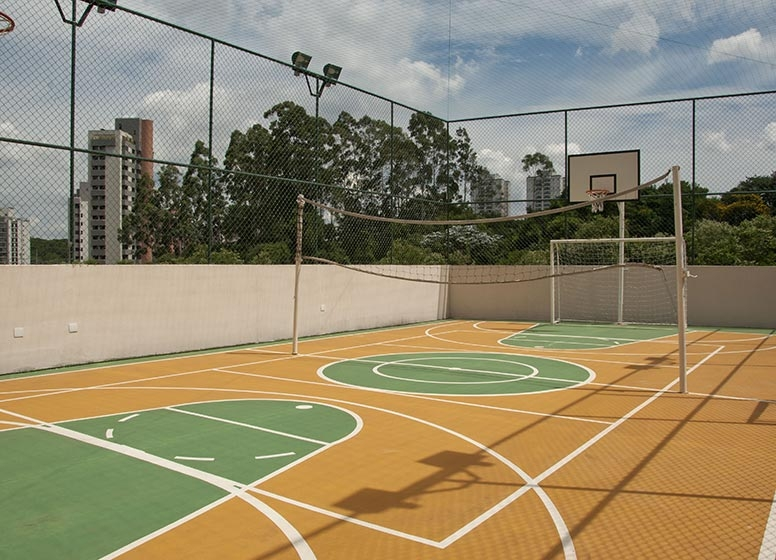 Quadra recreativa - Fatto Exclusive Morumbi