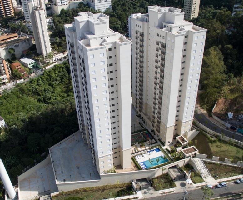 Tomada aérea torres - Fatto Novo Panamby