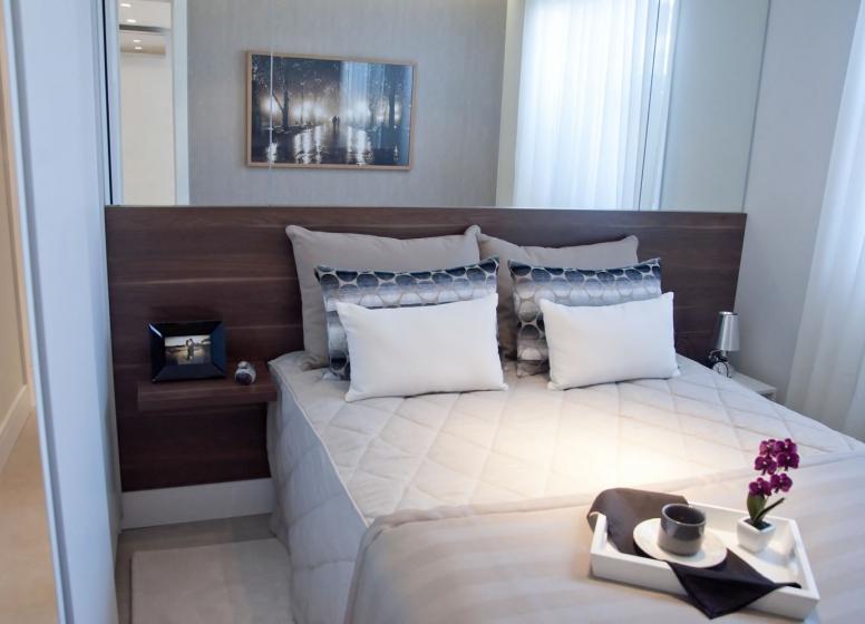 Dormitório 1 - Vila Arbori Aromas