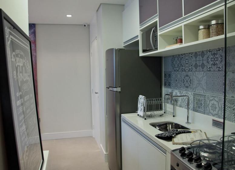 Cozinha - Vila Arbori Cores