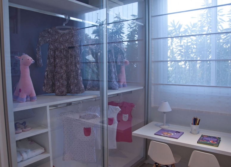 Dormitório 1 - Vila Arbori Cores