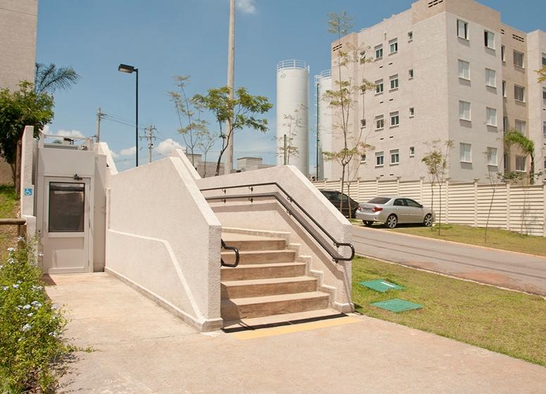 Área comum - Certto Jaraguá - Felicidade