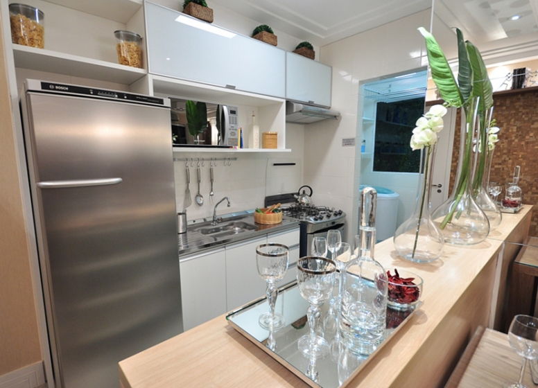 Cozinha - Fatto Jardim Botânico