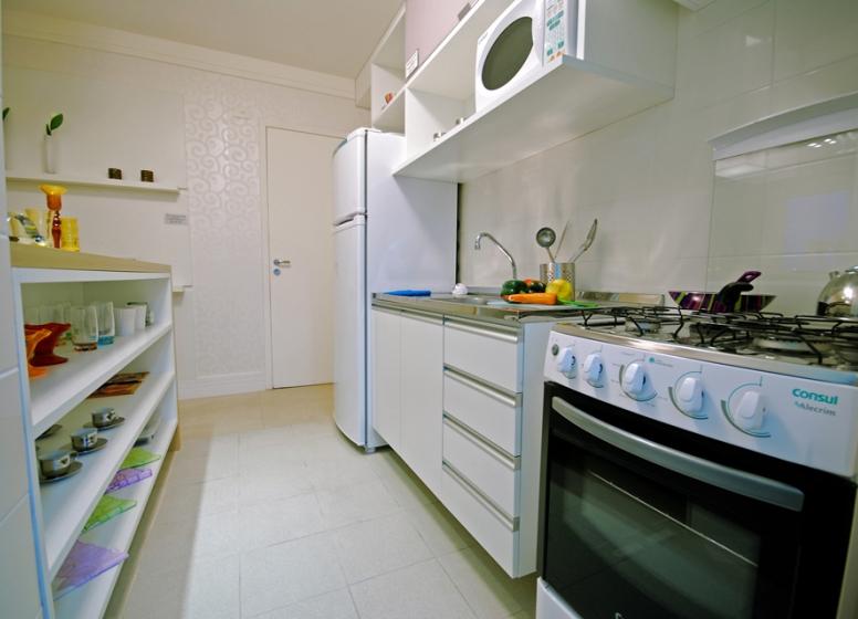 Cozinha - Fatto Jardim Botânico - Azaleia
