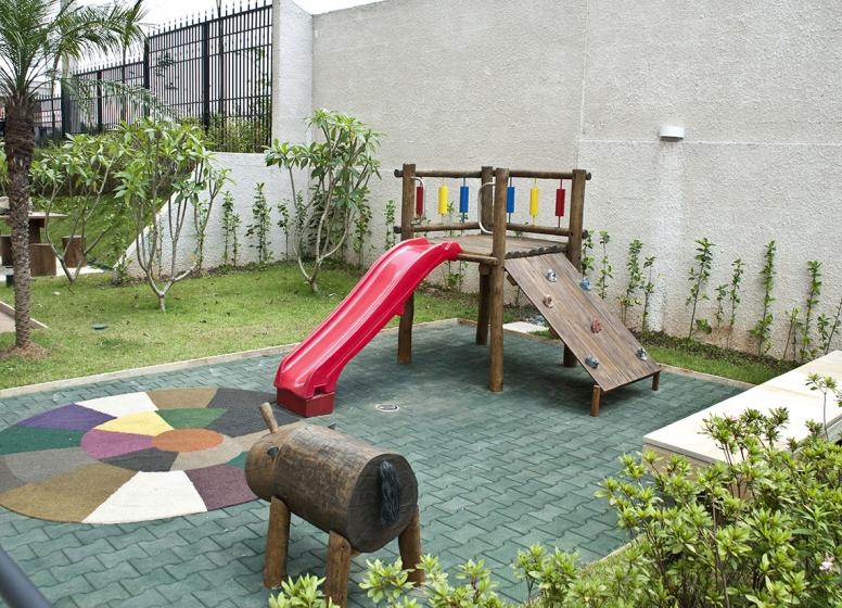 Playground  - Fatto Jardim Botânico - Girassol