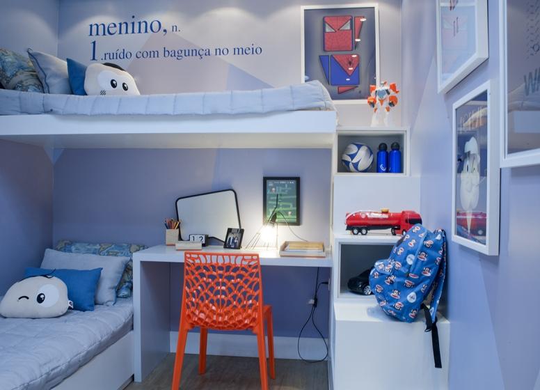 Dormitório  - Praticidade by Plano&Plano