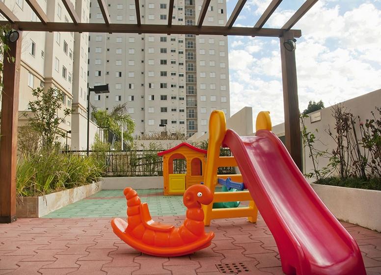 Playground  - Fatto Reserva Vila Rio