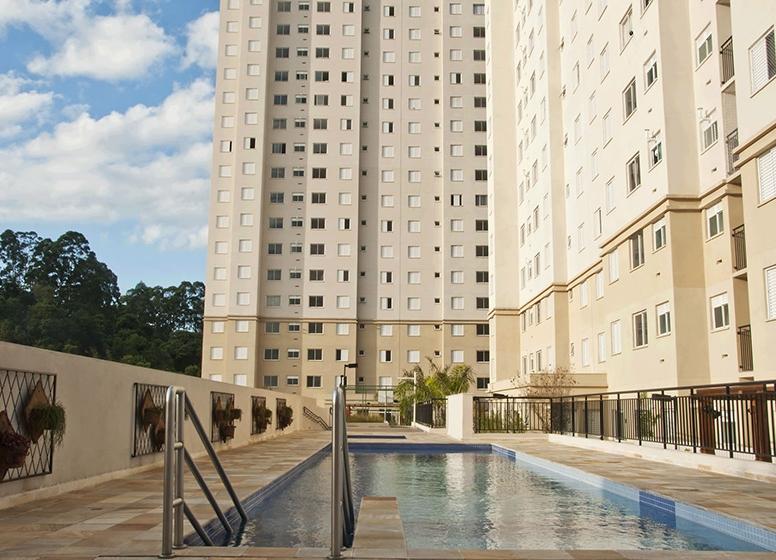 Piscina  - Fatto Reserva Vila Rio