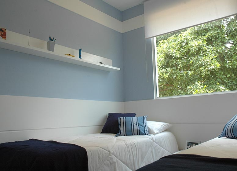 Dormitório 2 - Fatto Club Diadema