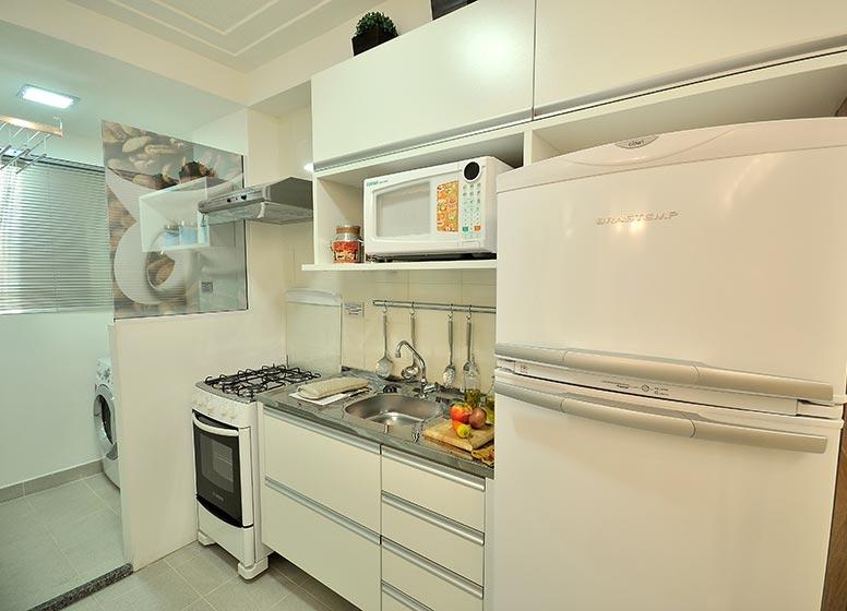 Cozinha - Fatto Nova Carrão