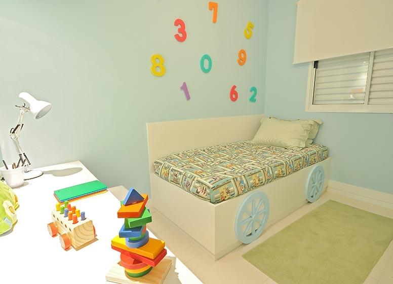 Dormitório 1 - Fatto Nova Carrão