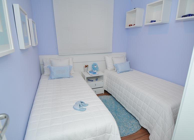 Dormitório 2 - Fatto Novo Avelino