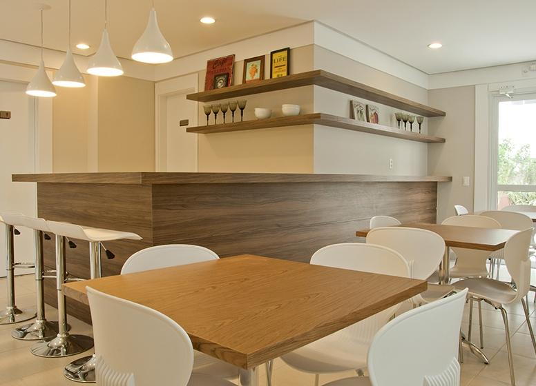 Salão de Festas Gourmet  - Fatto Quality Vila Augusta