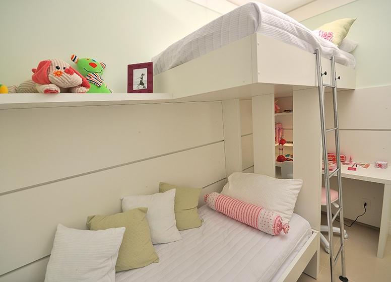 Dormitório - Fatto Lago dos Patos
