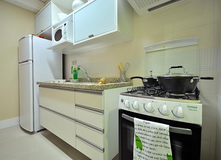 Cozinha - Fatto Lago dos Patos