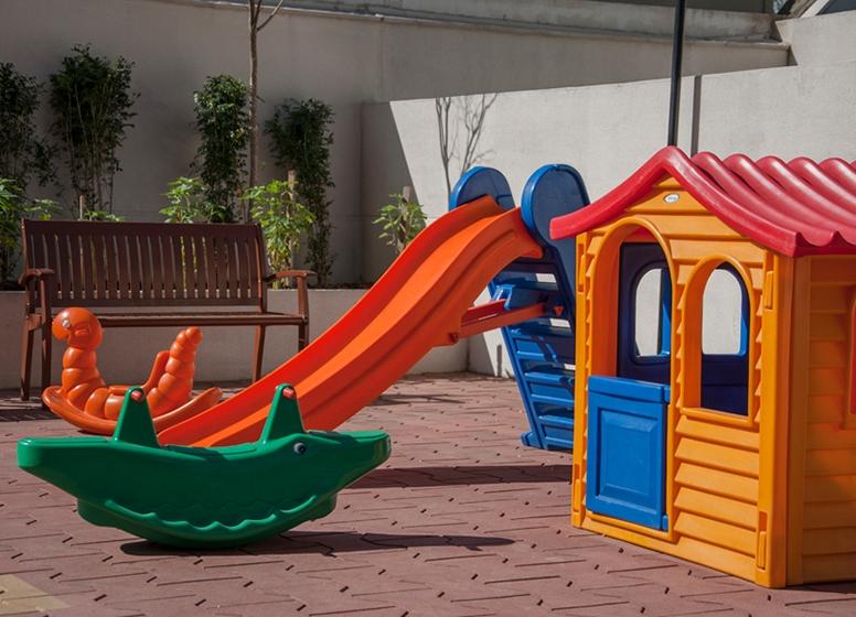 Playground - Fatto Lago dos Patos