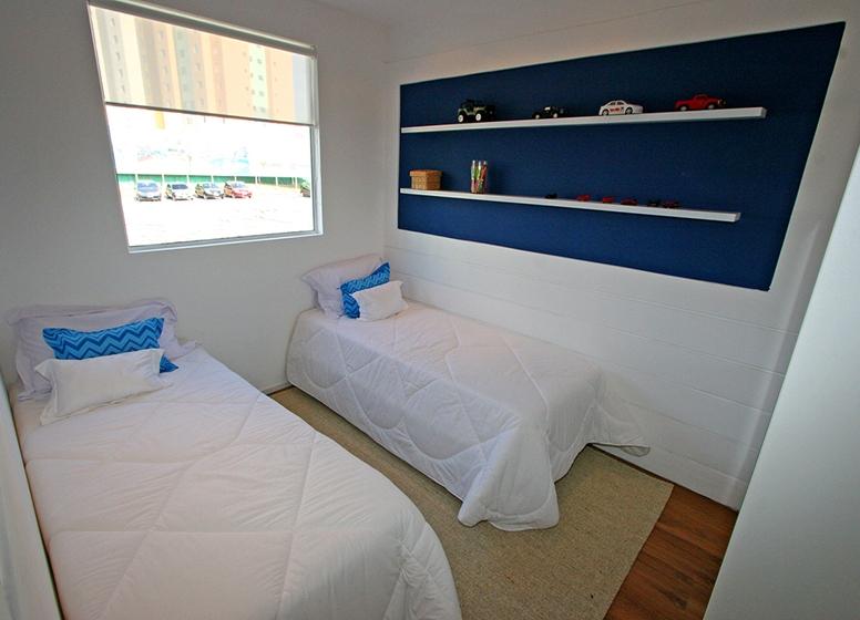 Dormitório - Fatto Santo Andre
