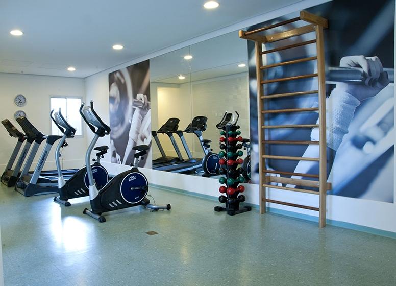 Fitness - Fatto Mansões