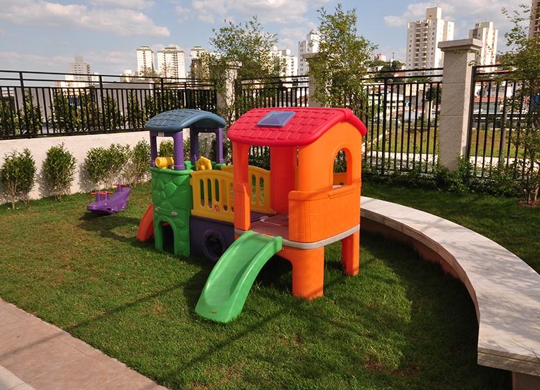 Playground  - Vero Novo Campo Belo