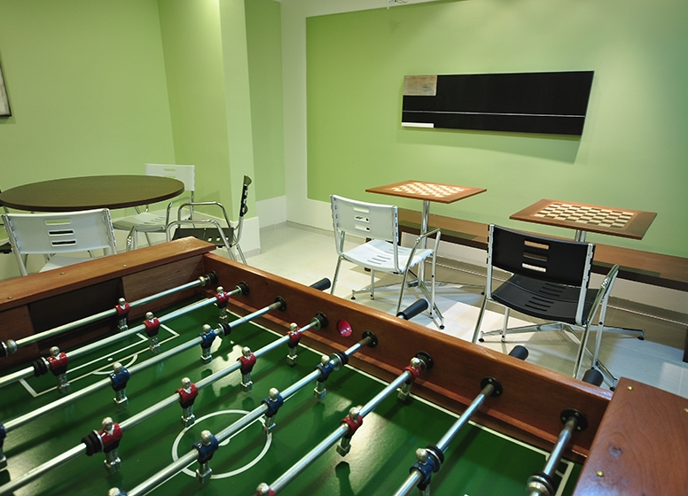 Salão de Jogos - Vero Novo Campo Belo