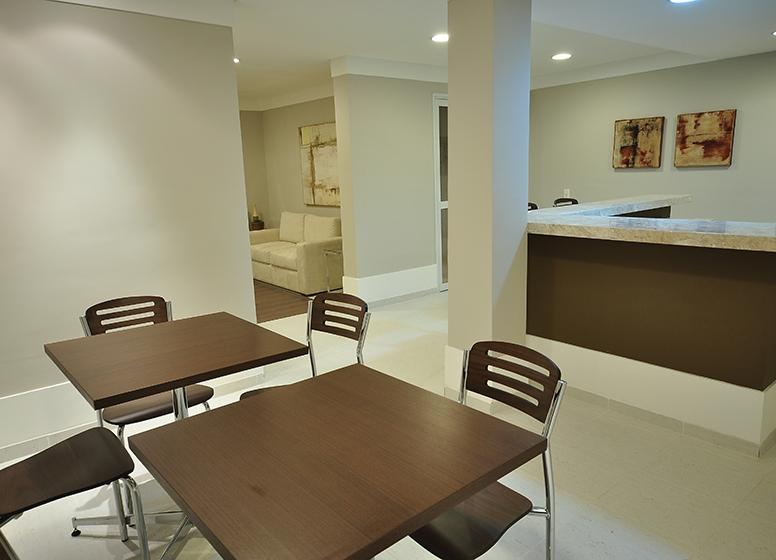 Salão de festas  - Vero Novo Campo Belo