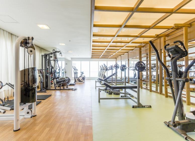 Fitness - Infinity Areia Preta