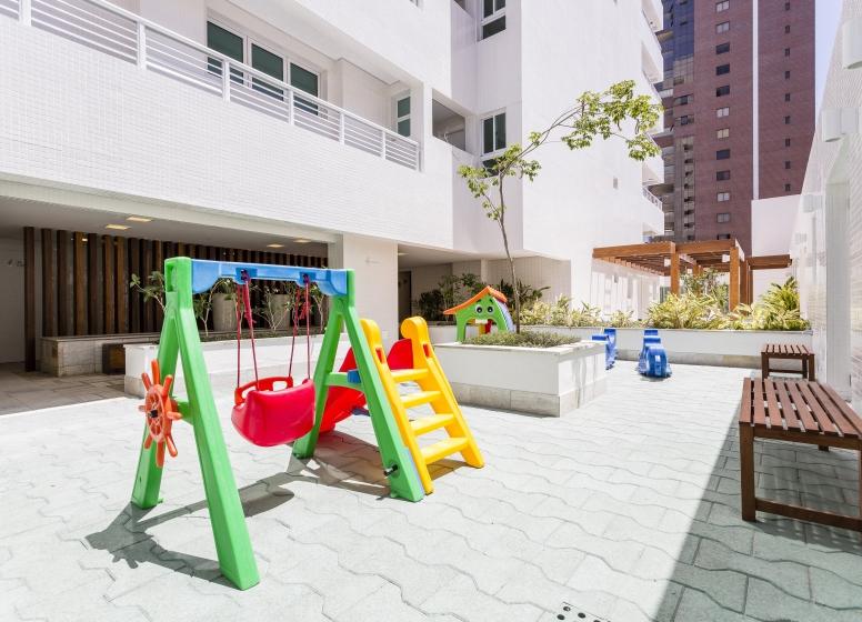 Playgorund - Infinity Areia Preta