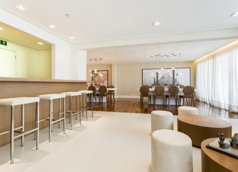Salão de Festas e Espaço Gourmet - Infinity Areia Preta
