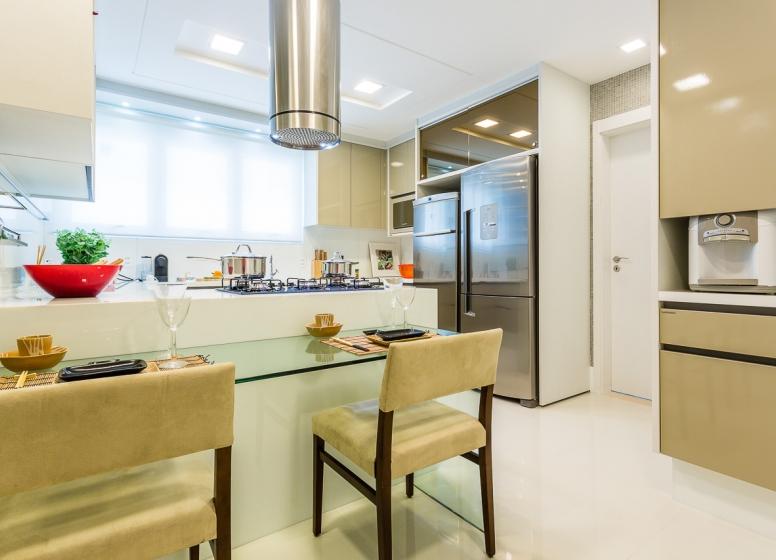 Cozinha - Infinity Areia Preta