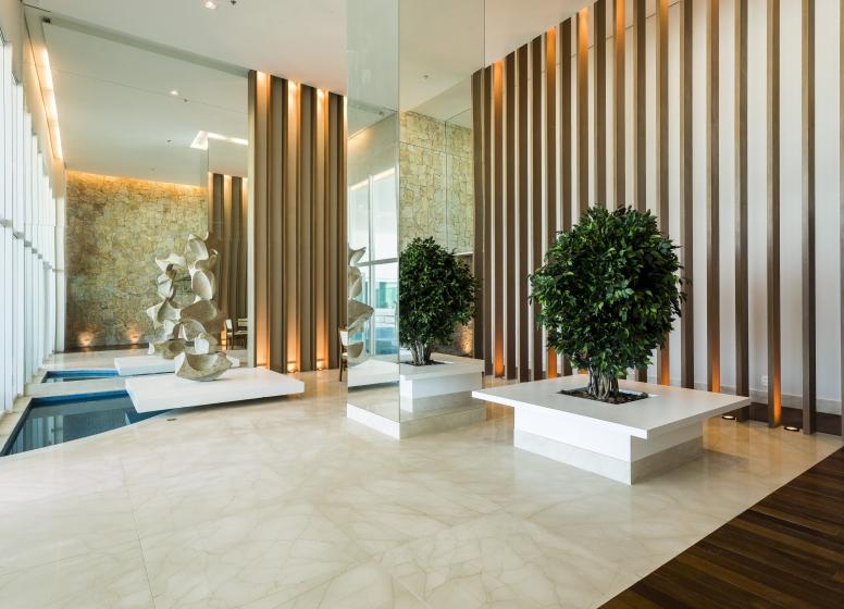 Lobby - Infinity Areia Preta