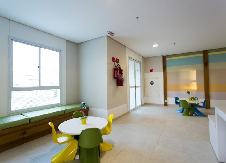 Salão de Festas Infantil - L'Acqua Condominium Club