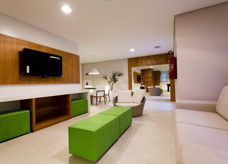 Salão de Jogos Adulto - L'Acqua Condominium Club