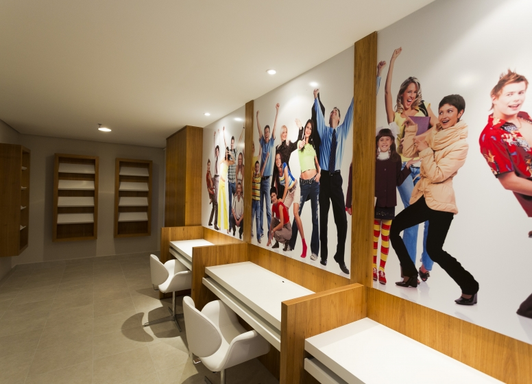 Lan House Espaço Juvenil - L'Acqua Condominium Club