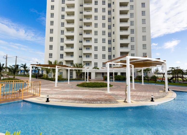 Praça das Boas-Vindas - L'Acqua Condominium Club