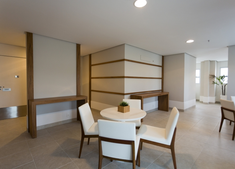 Salão de Festas Juvenil - L'Acqua Condominium Club
