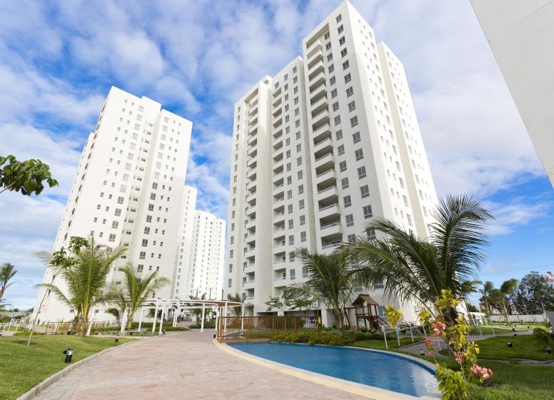 Fachada e Áreas Comuns - L'Acqua Condominium Club