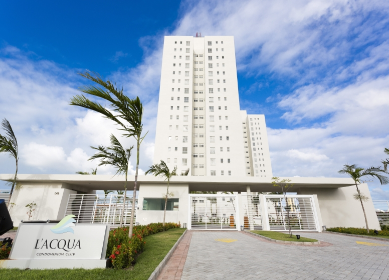 Fachada - L'Acqua Condominium Club