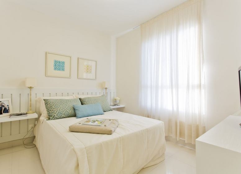 Quarto Suite - L'Acqua Condominium Club