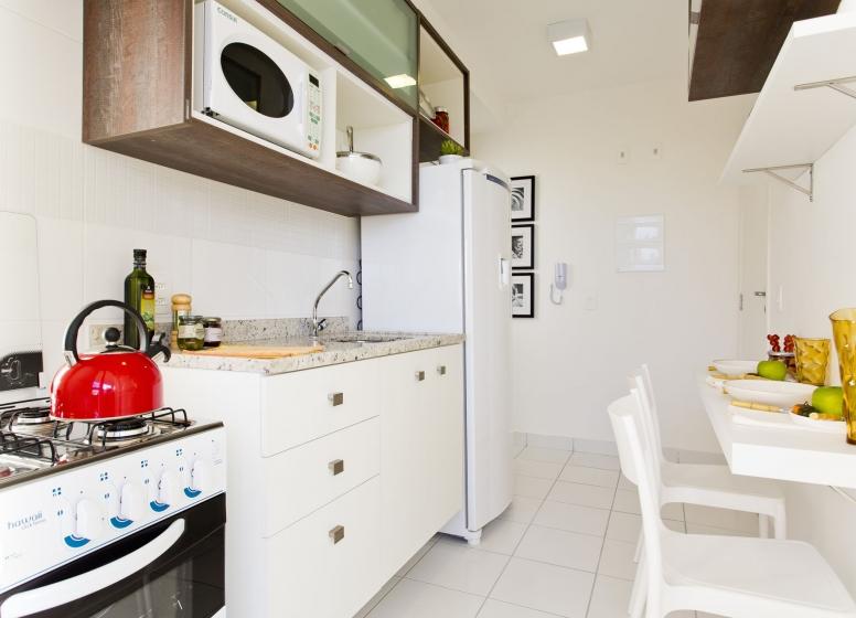 Cozinha - L'Acqua Condominium Club