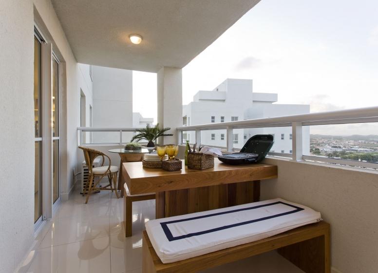 Terraço Gourmet - L'Acqua Condominium Club