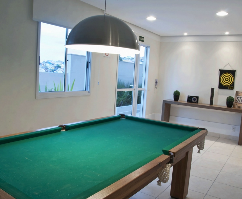 Salão de jogos - Fatto Reserva Vila Rio