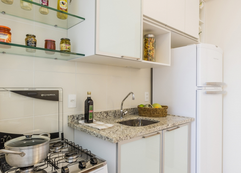 Cozinha - Novo Sttilo Home Club