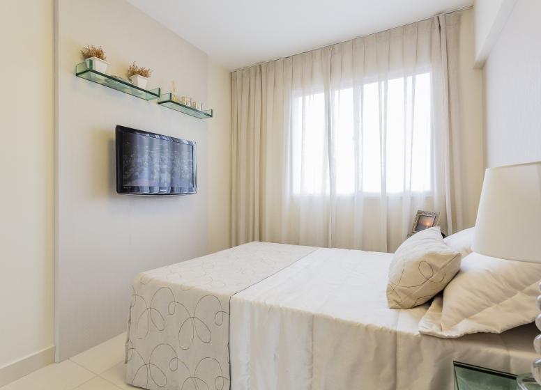 Dormitório - Novo Sttilo Home Club